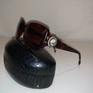 "Brighton Accessories - Stunning Tortoise Brighton ""Twinkle"" Sunglasses"
